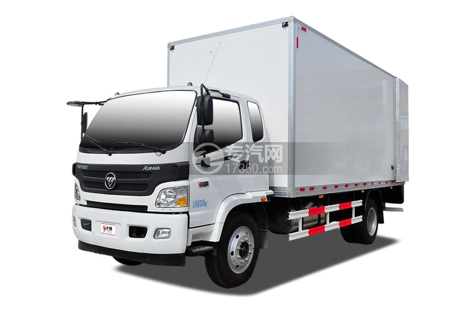 福田欧马可国五厢式运输车