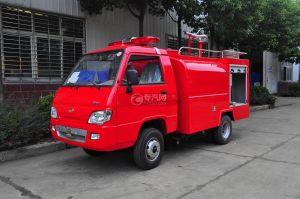 福田时代水罐消防车图片