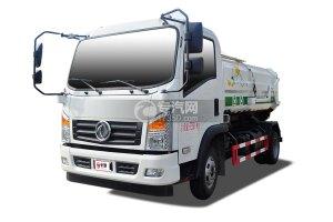 東風嘉運國五自裝卸式垃圾車