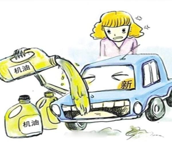 如何识别机油粘稠度