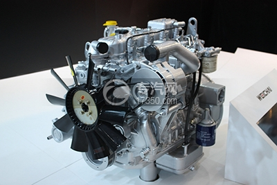 潍柴WP3.7Q130E50发动机