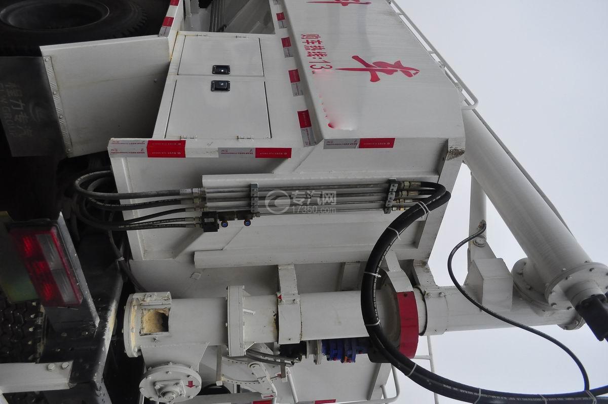 东风145散装饲料运输车传输件