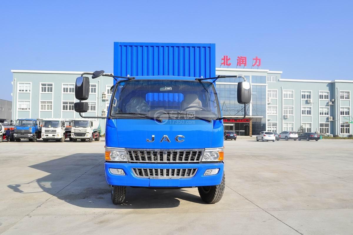 江淮普通厢式货车图片