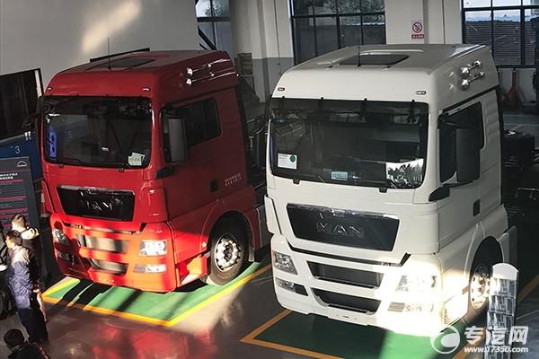 重金打造 德国曼恩4S店上海振和开业
