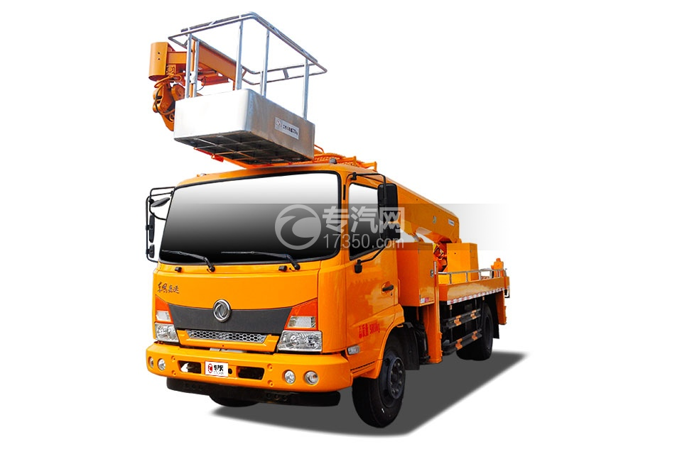 东风嘉运国五14-16米高空作业车