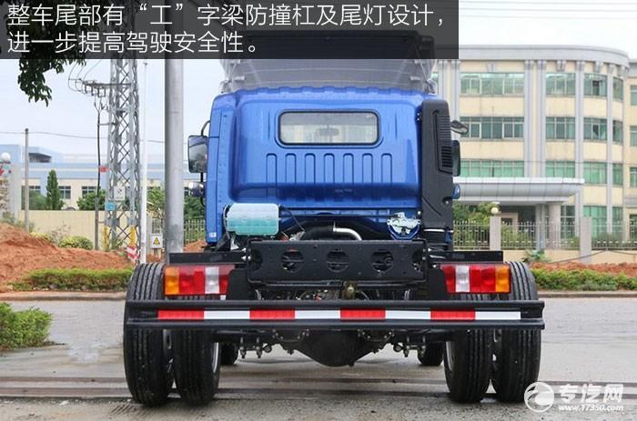 中��重汽HOWO悍��143�R力4.2米�闻泡p卡尾�襞c防�o��