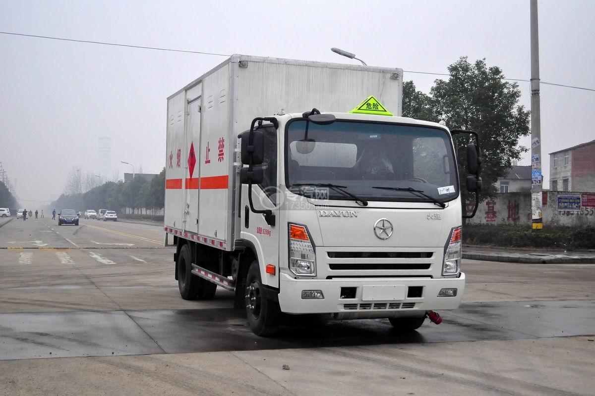 大运奥普力国五防爆车图片