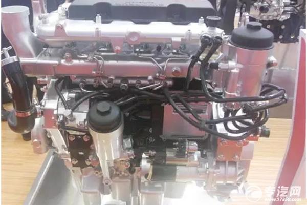 江淮格尔发重卡搭载重汽曼动力再出发
