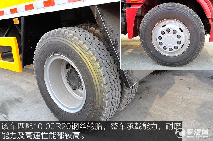 10.00R20钢丝轮胎