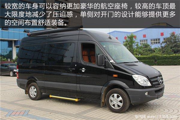 齐星新驰315房车评测-较宽的车身设计