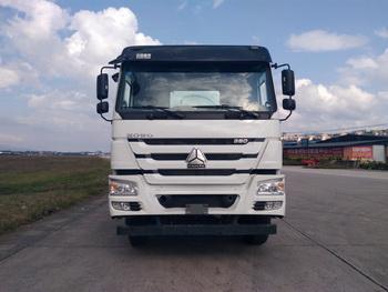 SYM5312GJB1EZ型混凝土搅拌运输车燃油公告参数