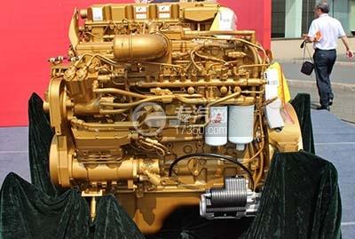 东风康明斯ISL9.5-340E51A 发动机