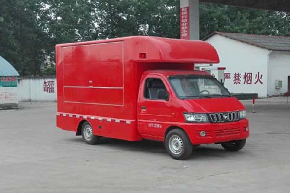 凯马国五流动售货车