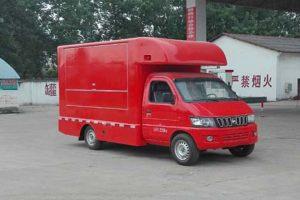 凱馬國五流動售貨車