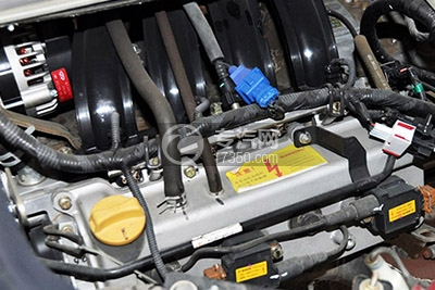 开瑞SQR472WD发动机