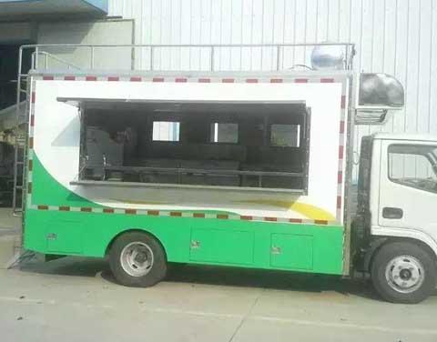 金杯领骐国五售货车
