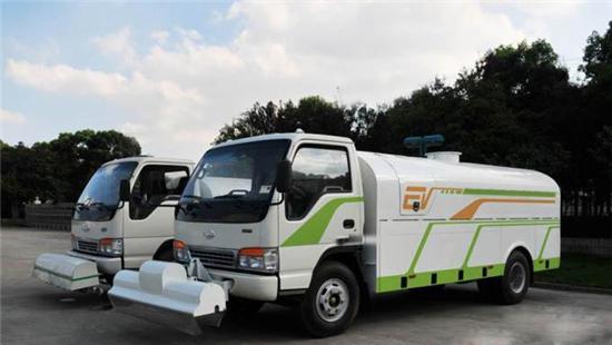 工信部发布:《纯电动城市环卫车技术条件》的4项标准