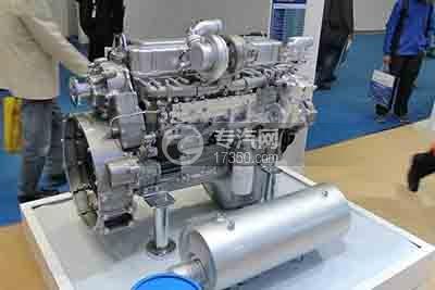 玉柴YC6A290-50发动机