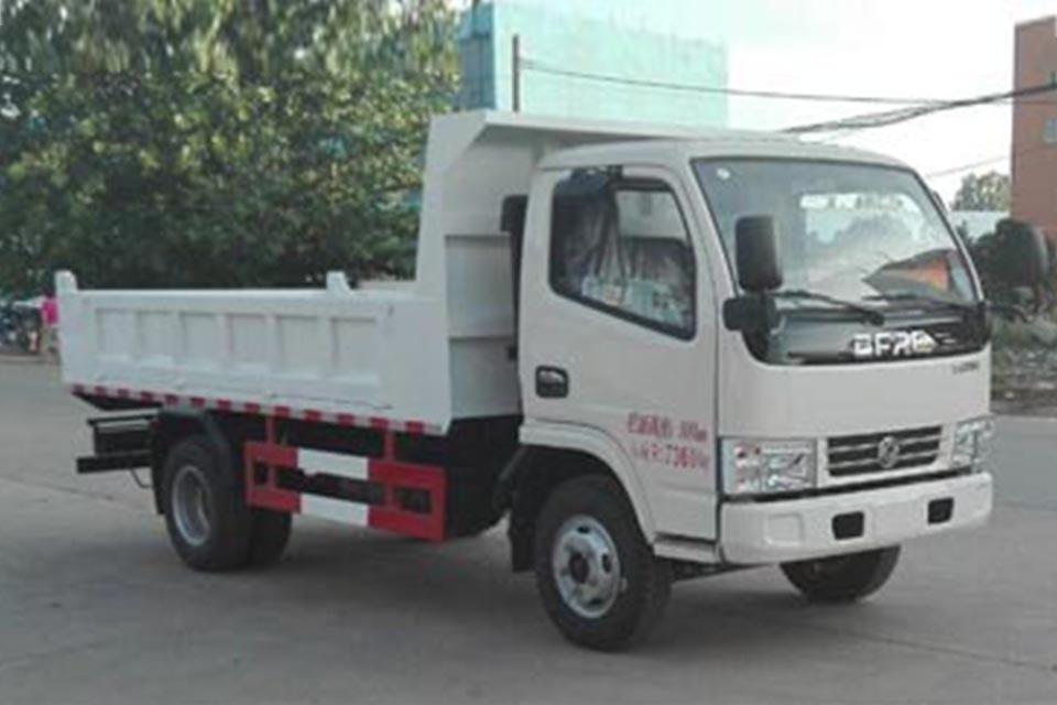 东风多利卡国五自卸车