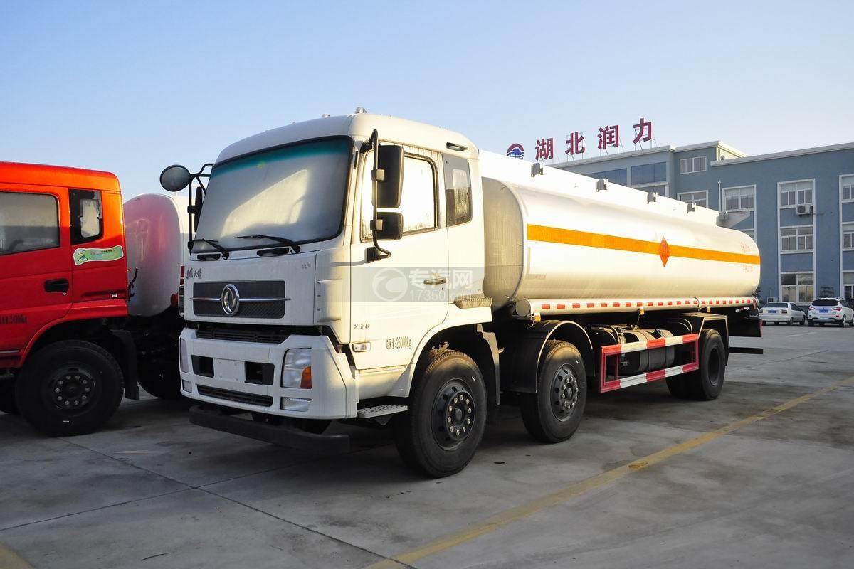 东风天锦小三轴国五21.3方运油车图片