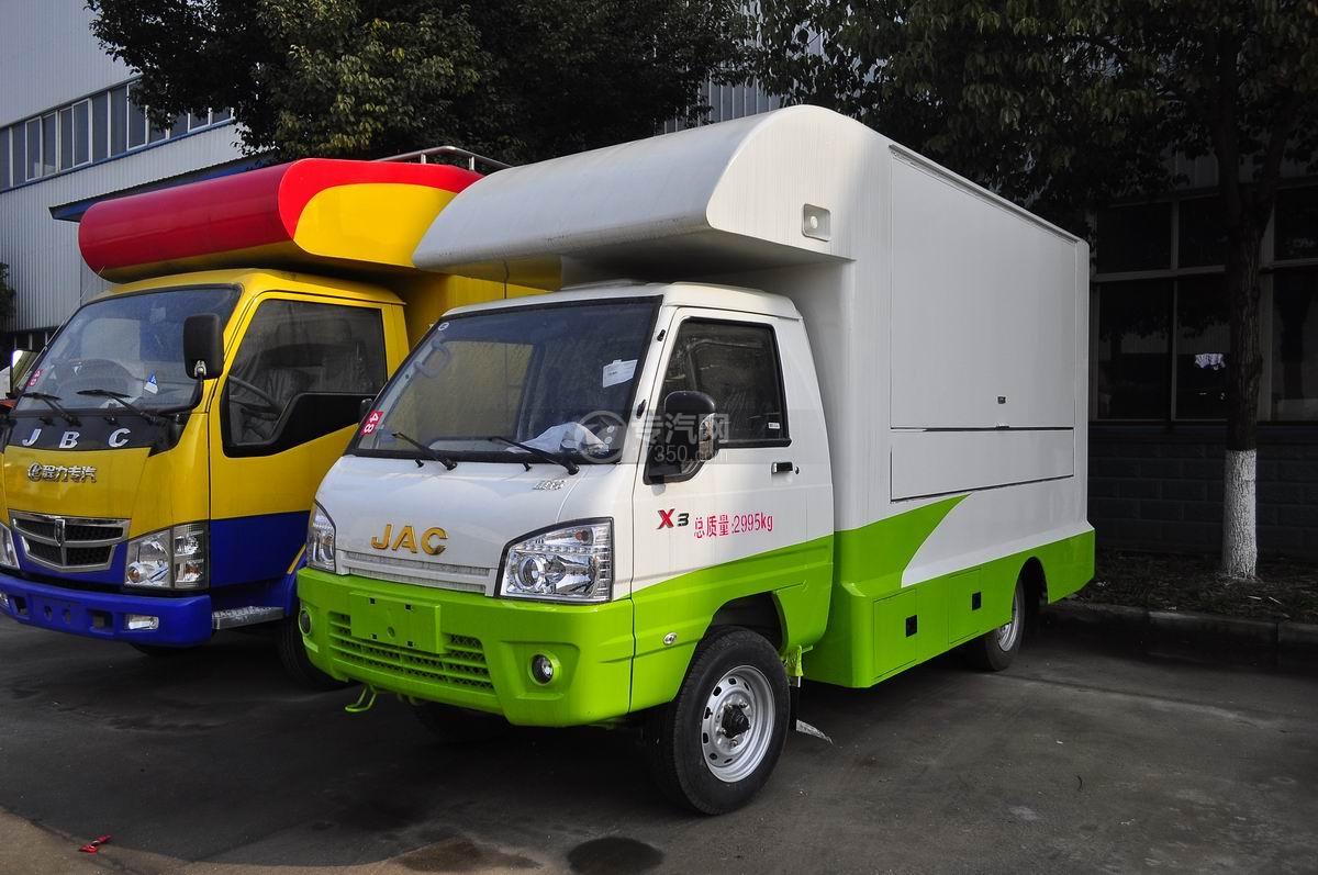 江淮康铃X3售货车图片