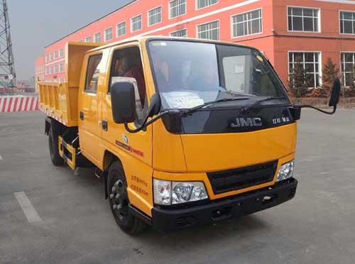 江铃新顺达3.19米国五自卸汽车