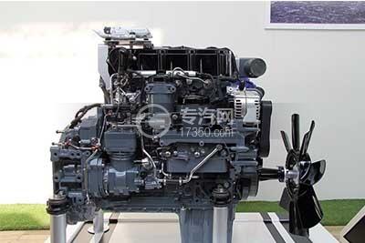 大柴CA4DK1-18E5发动机