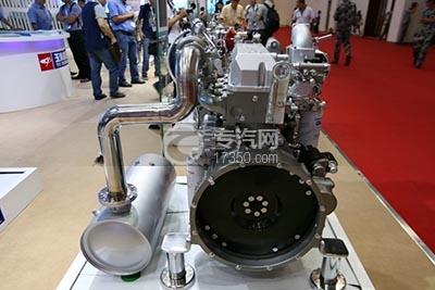 玉柴YC4E160-56发动机