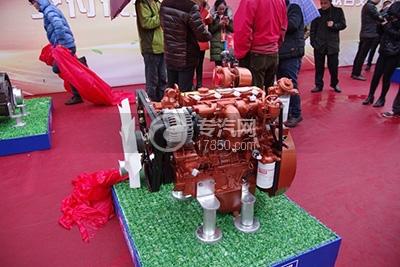 玉柴YC4FA130-50发动机