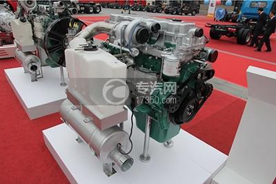 一汽CA6DL1-26E5发动机