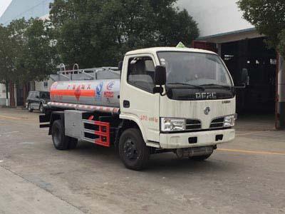 东风福瑞卡国五2.1方加油车
