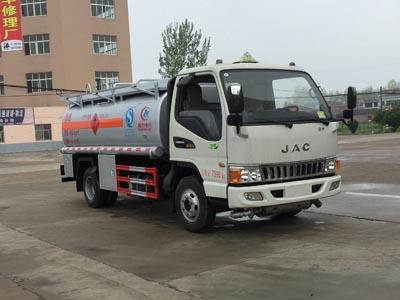 江淮康玲国五4.2方加油车
