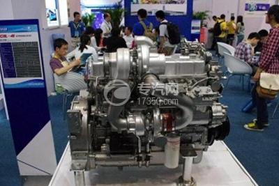 玉柴YC6L350-50发动机