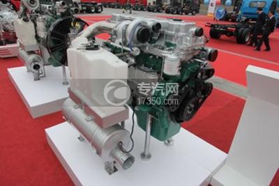 大柴CA6DK1-32E5发动机