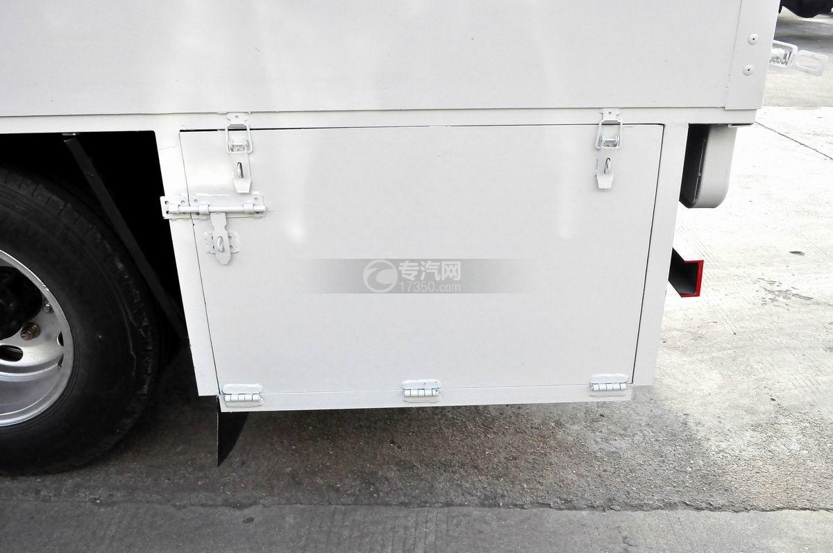 福田奥铃TX国五流动舞台车工具箱