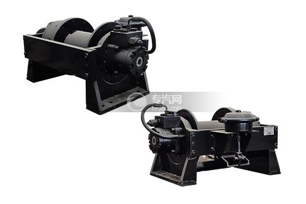 8吨绞盘/液压绞盘/拖车卷扬机/液压绞车