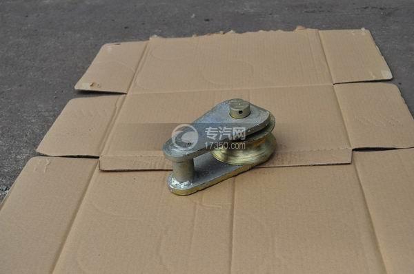 绞盘钢丝滑轮/钢丝绳滑轮/拖车绞盘小滑轮架