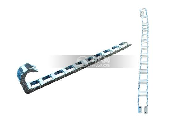 油管保护链/清障车尼塑/钢铝拖链/拖车油管保护链