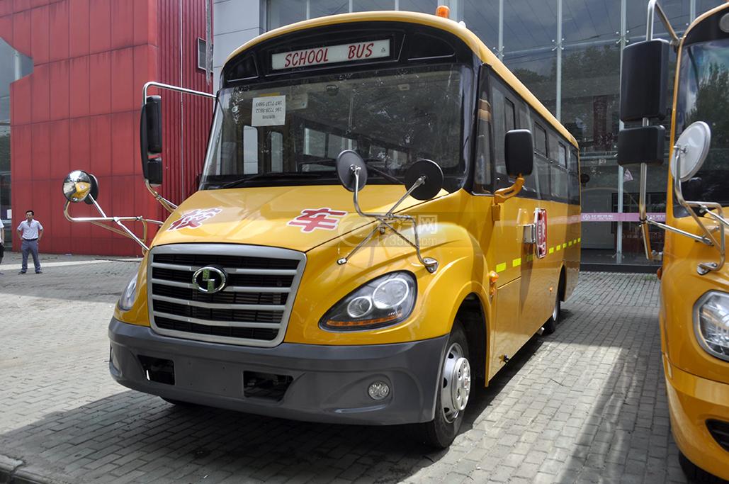 少林41座幼儿园专用校车图片