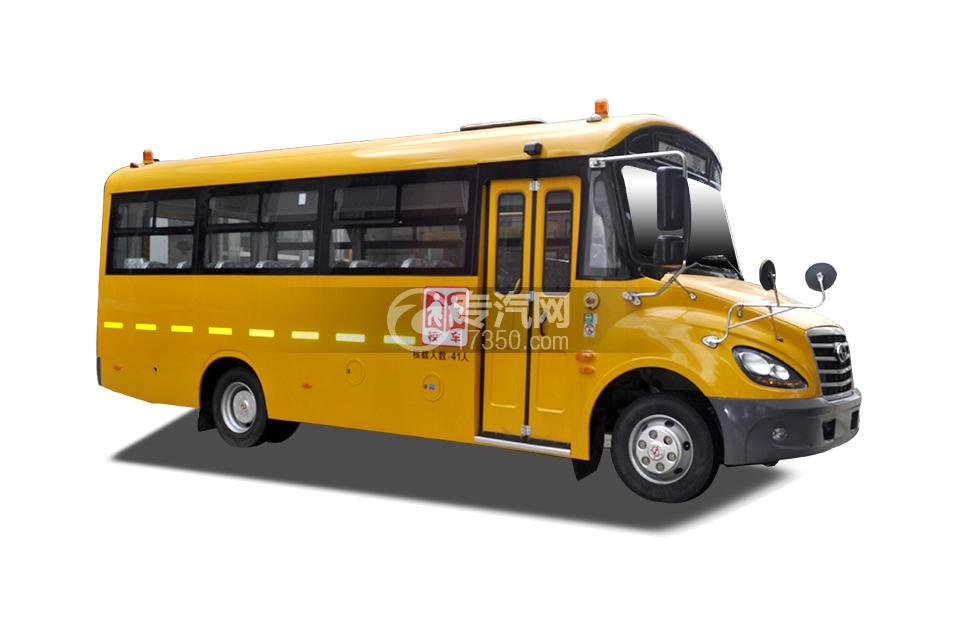 少林37座小学生专用校车2