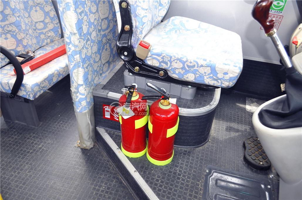 少林18座幼儿园校车灭火器