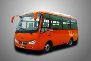楚風6米天然氣客車和城市客車產品