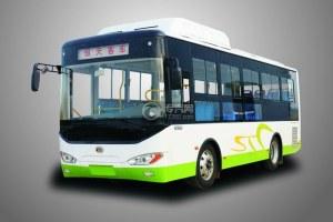 楚風國五8.5米31座城市客車