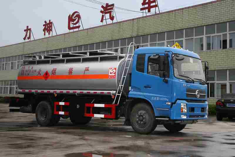 东风天锦单桥国五12.2方加油车