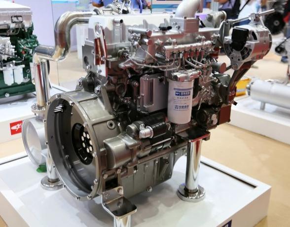广西玉柴YC4EG170-50发动机