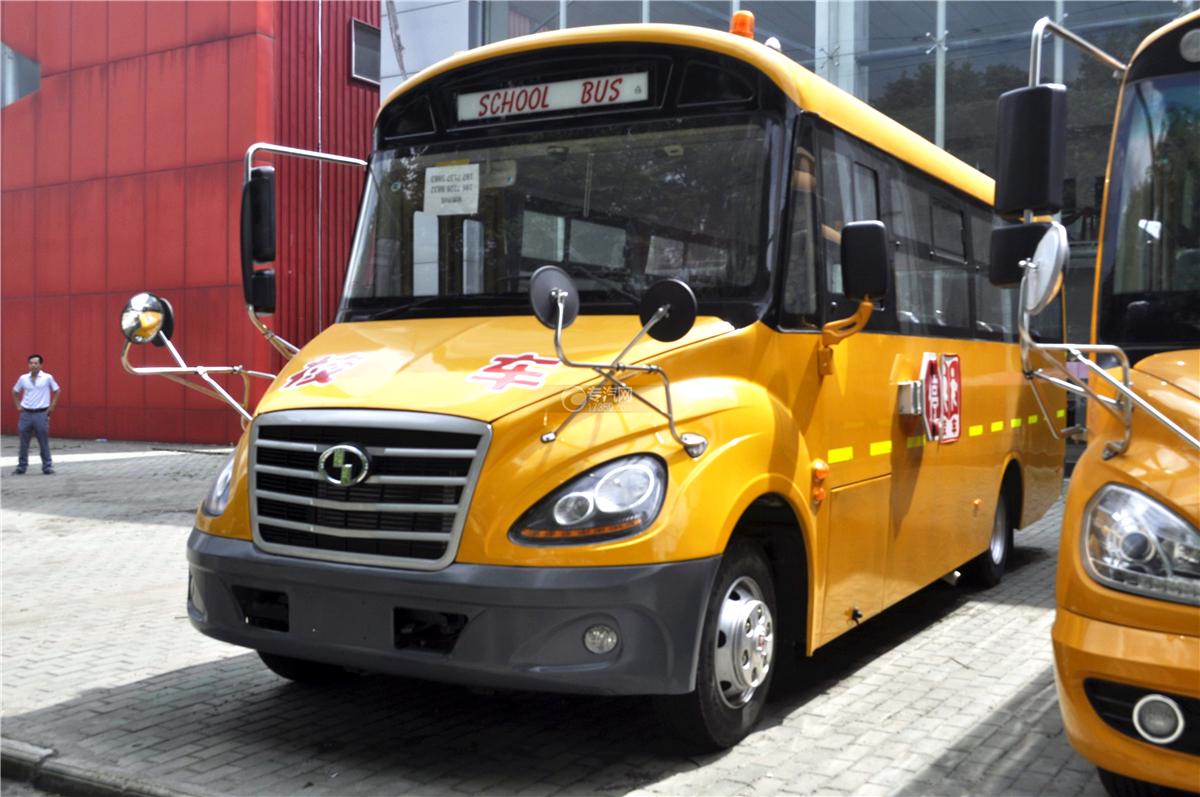 2少林40座幼儿园专用校车