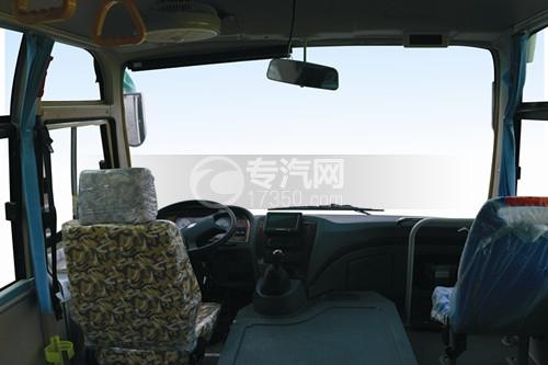 楚风6米6天然气城市客车驾驶区域