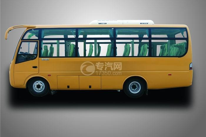 楚风国五33座7米5客车左侧图