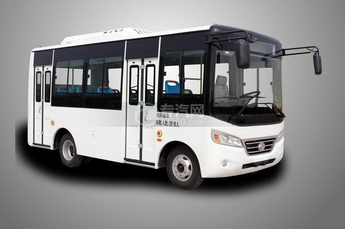 楚风国五19座6米城市客车