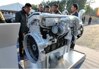 安徽华菱CM6D18.290 50发动机